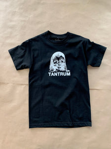 Tantrum Gradient Tee Black