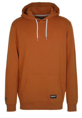 Waffel Zip Hooded Sweat