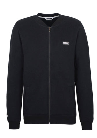 Waffel Flight Zip Sweat