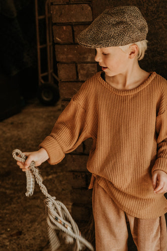 Cottonwood knit sweater