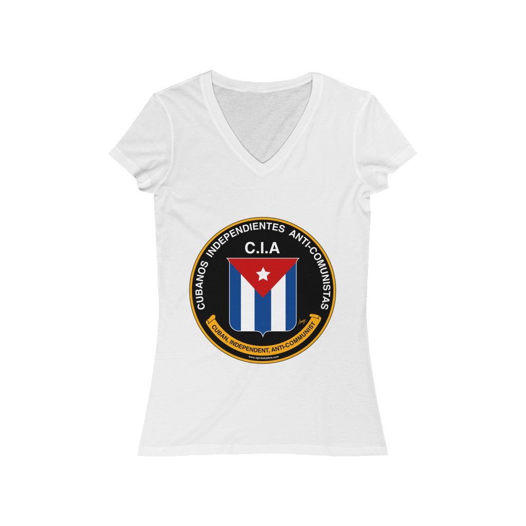 C.I.A - Anti-Comunistas (Mujer) - Cuba Great Again