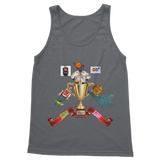 Lago Boys Coat of Arms Classic Adult Vest Top