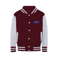 ELECTRIC NEON LAGO Varsity Jacket