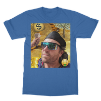 DuRap Millionaire™ Classic Adult T-Shirt Printed in UK
