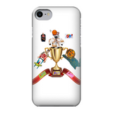 Lago Boys Coat of Arms Fully Printed Matte Phone Case