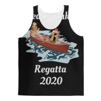 Healey Lake Regatta 2020 Classic Sublimation Adult Tank Top