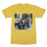 Bike Life in the Year 2020 Classic Adult T-Shirt Printed in UK