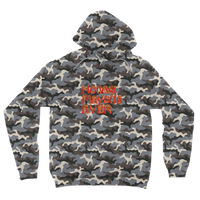 Hottest Playoffs Ever Camouflage Adult Hoodie