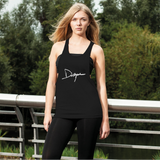Dwayne Signature Series™ Women's Loose Racerback Tank Top