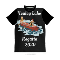 Healey Lake Regatta 2020 Classic Sublimation Panel T-Shirt
