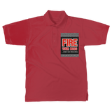 Fire Your Boss And Go Racing Classic Women's Polo Shirt