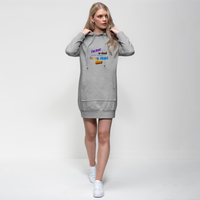 I'm Just a Dad On The Internet Having A Great Time Premium Adult Hoodie Dress