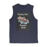 Healey Lake Regatta 2020 Premium Adult Muscle Top