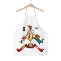 Lago Boys Coat of Arms Classic Sublimation Adult Apron