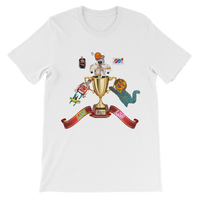 Lago Boys Coat of Arms Classic Kids T-Shirt