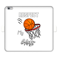 Respect My Game Fully Printed Wallet Cases
