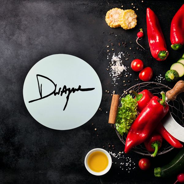 Dwayne Signature Series™ Sublimation Glass Cutting Board