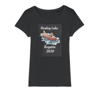 Healey Lake Regatta 2020 Organic Jersey Womens T-Shirt