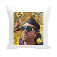 DuRap Millionaire™ Throw Pillows