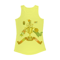 Lago Boys Coat of Arms Women Performance Tank Top
