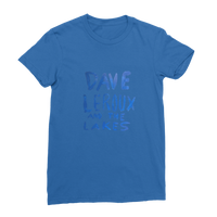 Dave Leroux And The Lakes Premium Jersey Women's T-Shirt