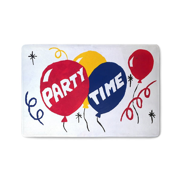 Party Time Doormat