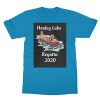 Healey Lake Regatta 2020 Classic Adult T-Shirt Printed in UK