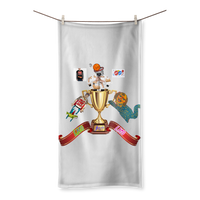 Lago Boys Coat of Arms Sublimation All Over Towel