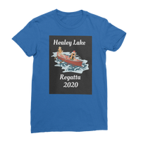 Healey Lake Regatta 2020 Premium Jersey Women's T-Shirt