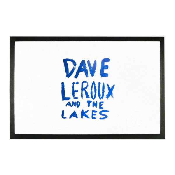 Dave Leroux And The Lakes Sublimation Doormat