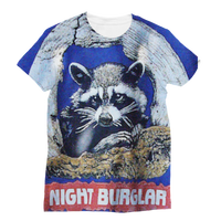 Night Burglar Classic Sublimation Women's T-Shirt