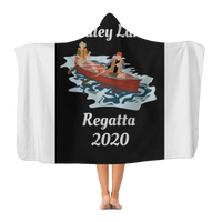 Healey Lake Regatta 2020 Premium Adult Hooded Blanket