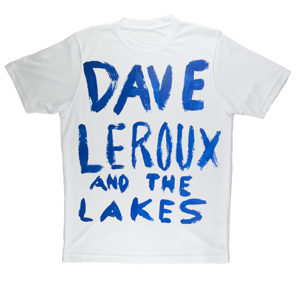 Dave Leroux And The Lakes Sublimation Performance Adult T-Shirt