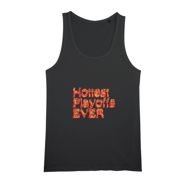 Hottest Playoffs Ever Organic Jersey Unisex Tank Top