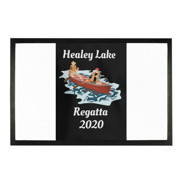 Healey Lake Regatta 2020 Sublimation Doormat