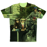Bike Life in the Year 2020 Sublimation Performance Adult T-Shirt