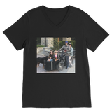 Bike Life in the Year 2020 Premium V-Neck T-Shirt