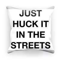 huck it Sublimation Cushion Cover