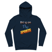 Bring On The Sports Premium Adult Hoodie