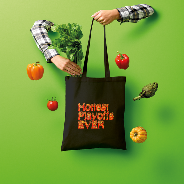 Hottest Playoffs Ever Shopper Tote Bag