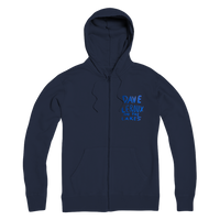 Dave Leroux And The Lakes Premium Adult Zip Hoodie