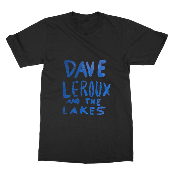 Dave Leroux And The Lakes T-Shirt Dress
