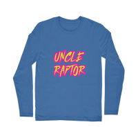 Uncle Raptor Classic Long Sleeve T-Shirt