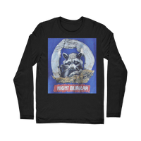 Night Burglar Classic Long Sleeve T-Shirt