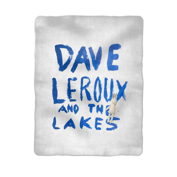 Dave Leroux And The Lakes Sublimation Baby Blanket