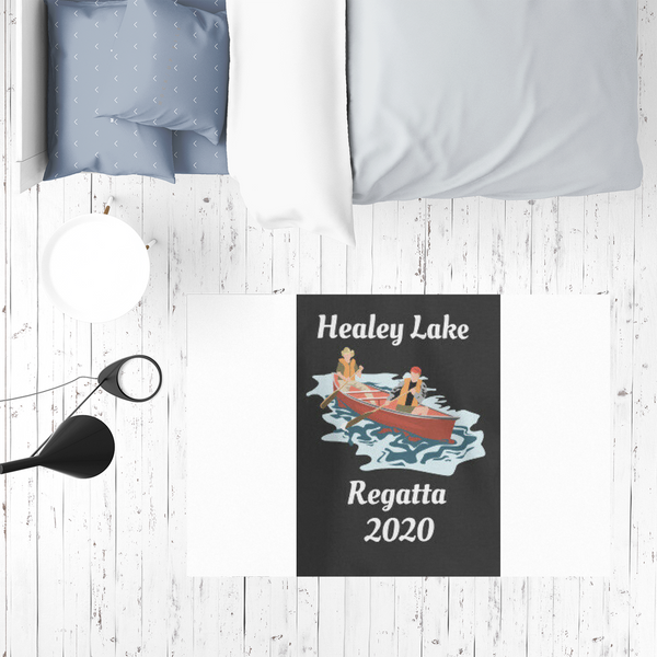 Healey Lake Regatta 2020 Sublimation Mat / Carpet / Rug / Play Mat / Pet Feeding Mat
