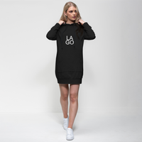 LAGO Premium Adult Hoodie Dress