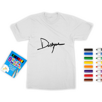 Dwayne Signature Series™ Colouring T-Shirt