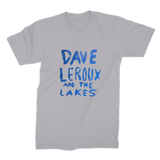 Dave Leroux And The Lakes Premium Jersey Men's T-Shirt