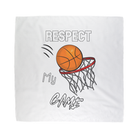 Respect My Game Sublimation Bandana